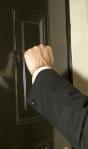 shutterstock_Know on Door